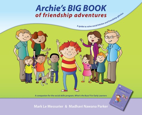 Archie's BIG BOOK of Friendship Adventures