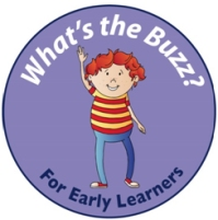 Whats the Buzz? for early learners badge